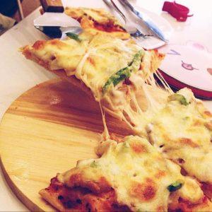 pizza-ga-truyen-thong