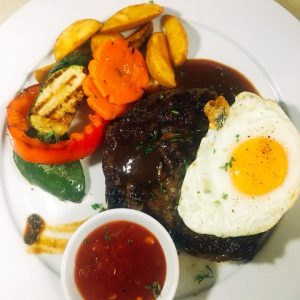 Bít Tết - Steak