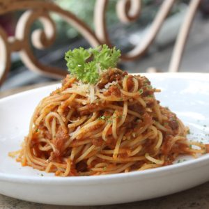 Mỳ Ý - Spaghetti