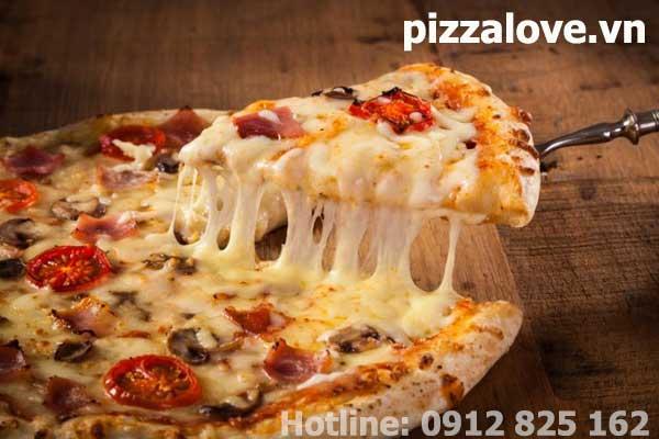 bánh pizza tại hải phòng