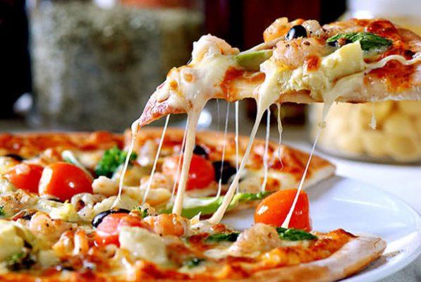 Pizza ngon tại Hải Phòng